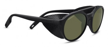 8585 Leandro Satin Black Satin Dark Gunmetal Polarized 555nm